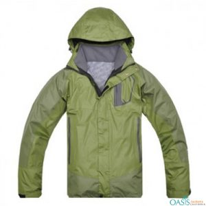 Wholesale Misty Moss 3 in 1 Jacket