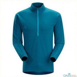Ocean Blue Running Jacket