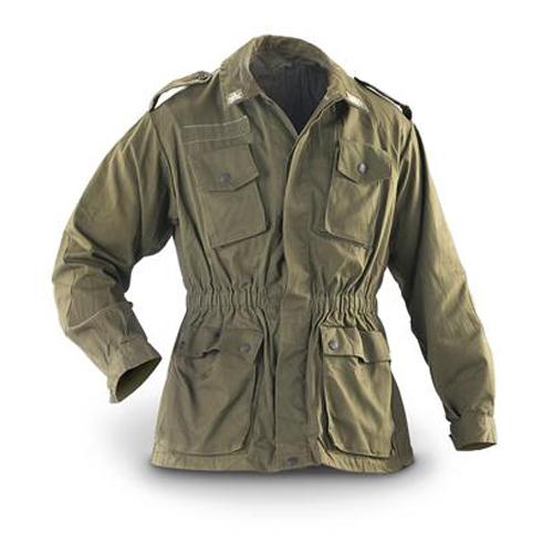 Olive Khaki Jacket
