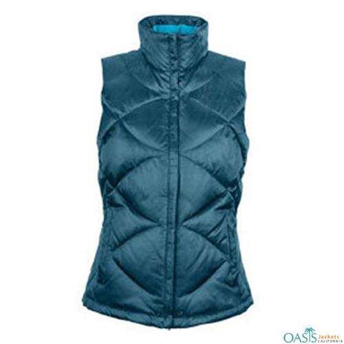 Olive Smart Vest Jacket