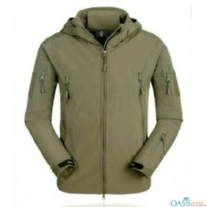 Wholesale Olive Sturdy Army Jacket