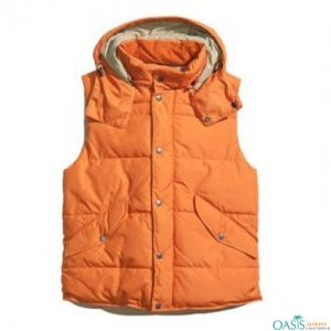 Orange Style Jacket