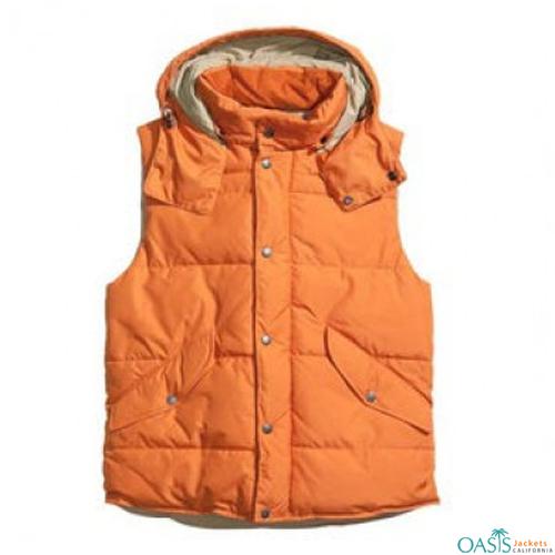 Orange Style Jacket