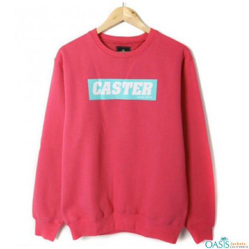 "Pink Oversized ""Caster"" Snug Jacket"
