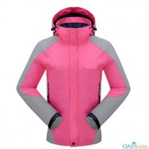 Wholesale Pink Princess 3-in-1 Jacket