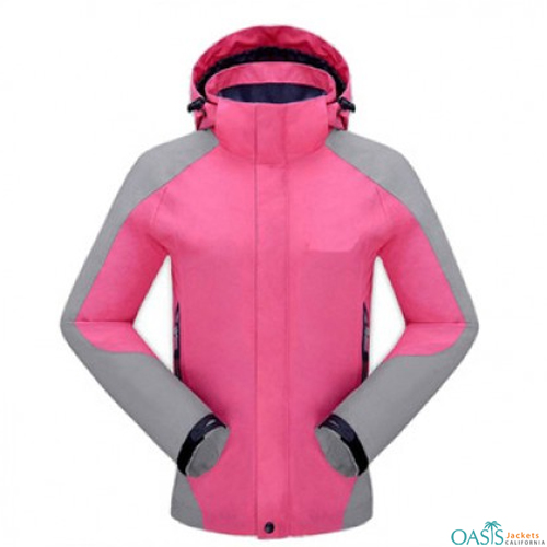 Wholesale Pink Princess 3-in-1 Jacket