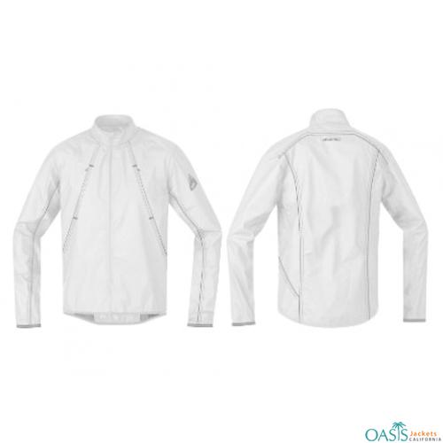 Pure White Lifestyle Jacket