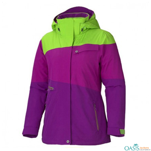 Purple Pizzazz Ski Jacket