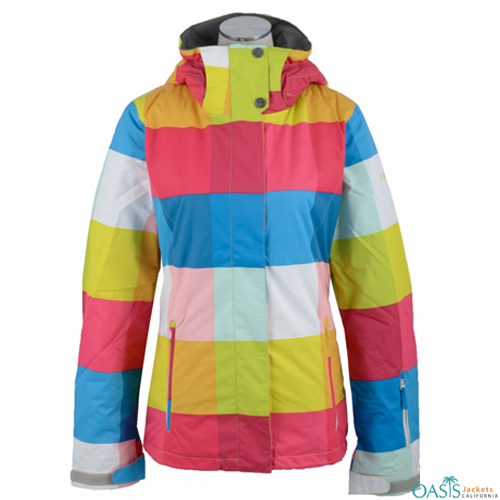 Quirky Ski Jacket