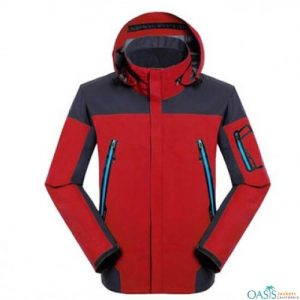 Wholesale Red Salsa 3 in 1 Jacket