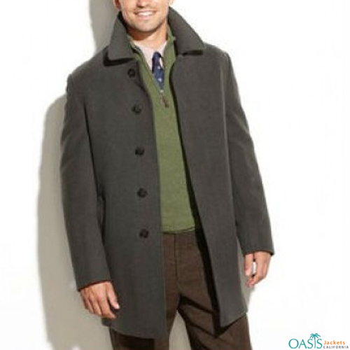 Regular Comfy Long Coat