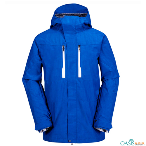 Robin Blue Ski Jacket