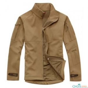 Sandy Formal Army Jacket