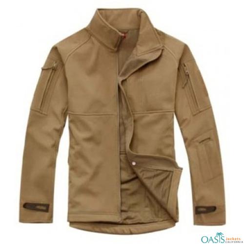 Sandy Formal Army Jacket