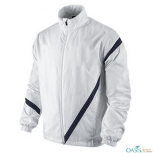Wholesale Significant White Varsity Jacket