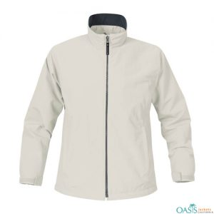 Smart Gray Fleece Micro Jacket