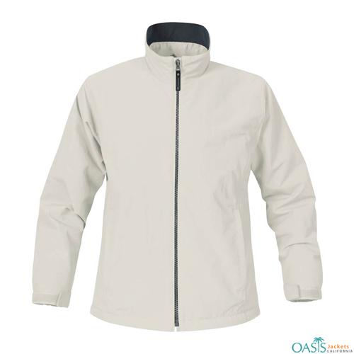 Smart Gray Fleece Micro Jacket