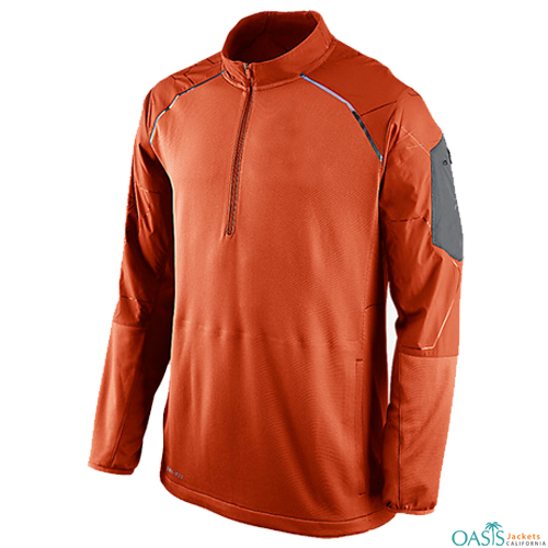 SMOKEY ORANGE SPORT JACKET