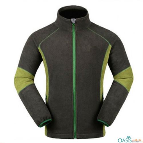 Smoky Fleece Jacket