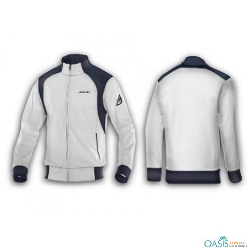 Snowy White Lifestyle Jacket