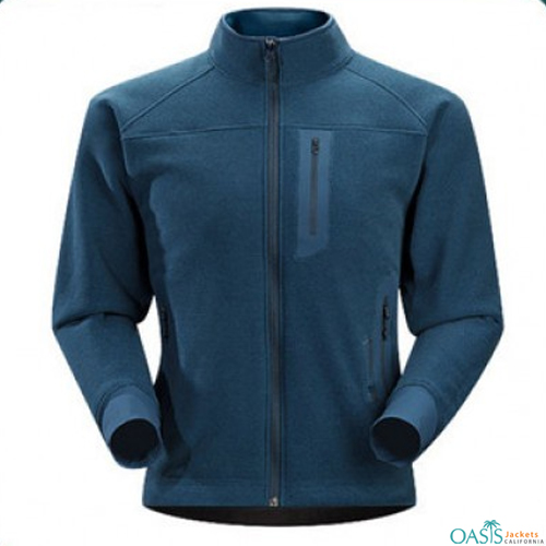 Soft Fleece Mens Jacket