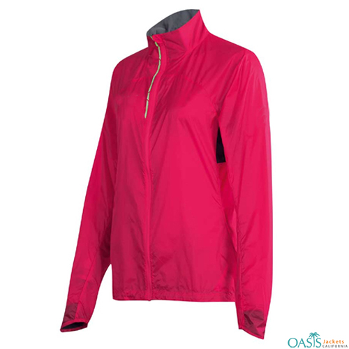 Sophisticated Pink Puff Micro Jacket