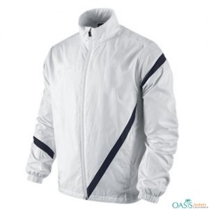 Spiced White Sports Jacket