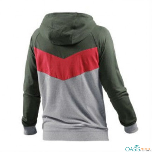 Sports Style Hooded Jacket