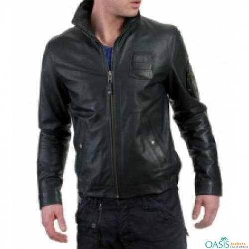 Stunning Black Leather Jacket