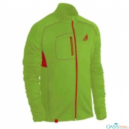 STUNNING GREEN SPORTS JACKET