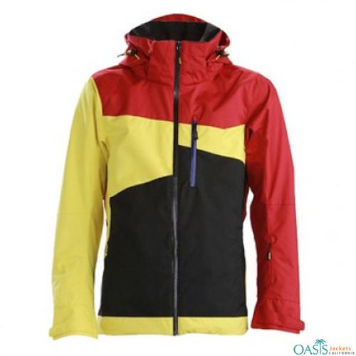 Swappable Hood Ski Jacket