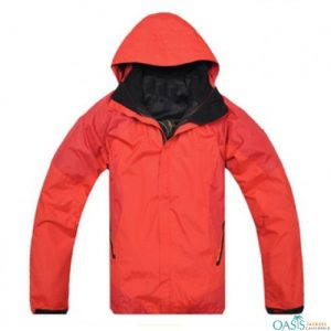 Wholesale Tart Orange 3 in 1 Jacket