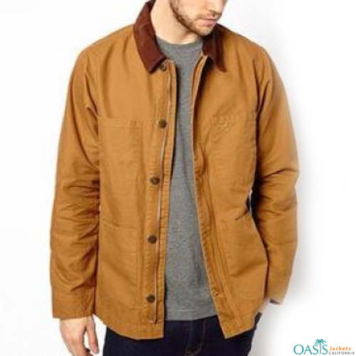 Timeless Tan Lifestyle Jacket