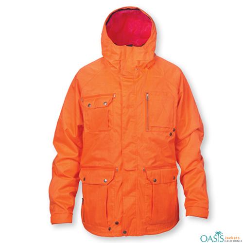 Trendy Ski Jacket