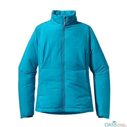 Turquoise Treat Jacket