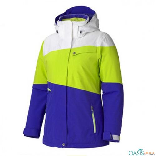 Violet Blue Ski Jacket