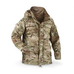 Wholesale Waterproof Parka Army Jacket