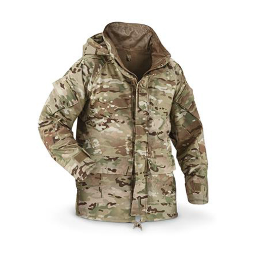 Wholesale Waterproof Parka Army Jacket