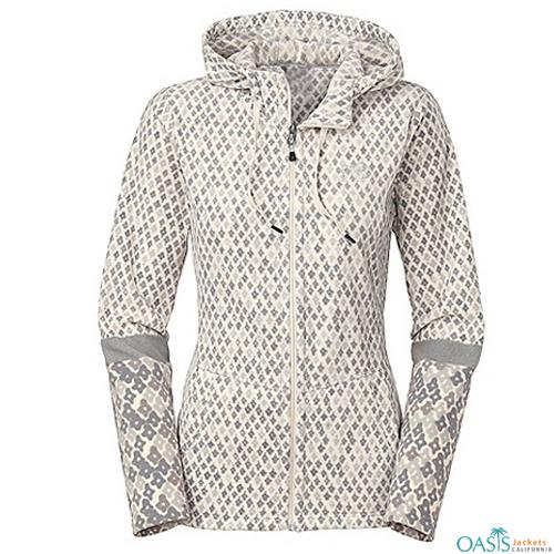 White Sublimated Jacket