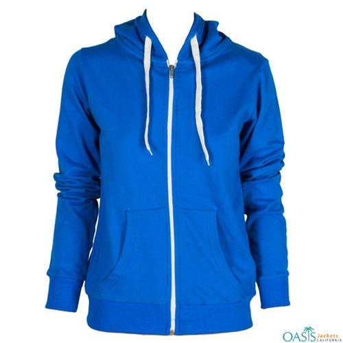 Wind Warmer Hooded Jacket