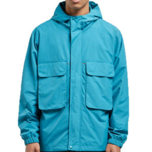 Aqua Blue Softshell Jacket Manufacturer