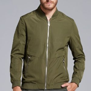 Wholesale Army Green Lifestyle Jackets Manufacturer