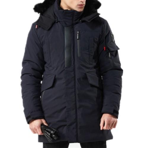 Black Army Jacket