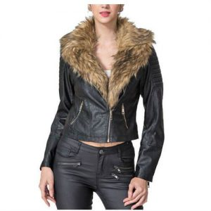 Captivating Black Leather Jacket Manufacturer