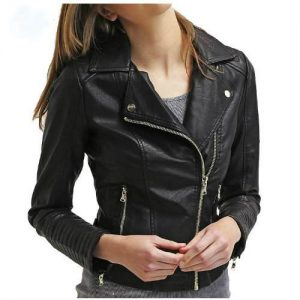 Black Leather Jacket Manufacturer