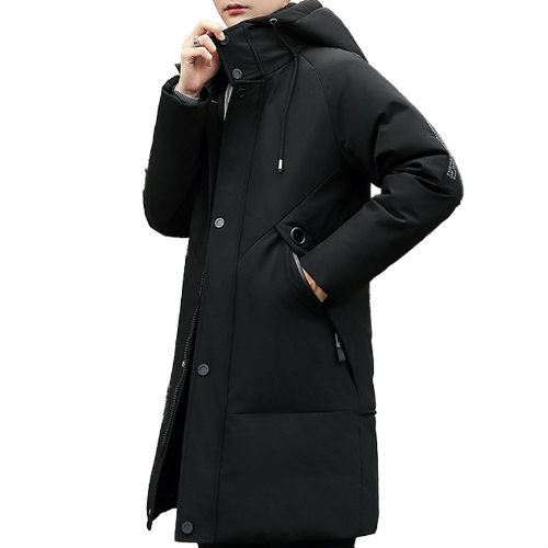 Black Long Coat Manufacturer