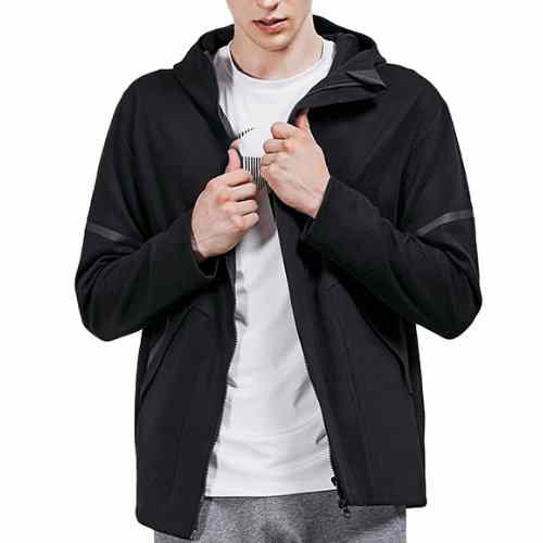 Wholesale Black Regular Jacket Manufacturer