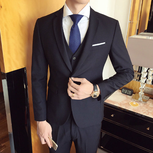 Black Suit Jacket Manufacturer