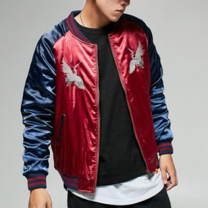 custom satin jackets manufacturer