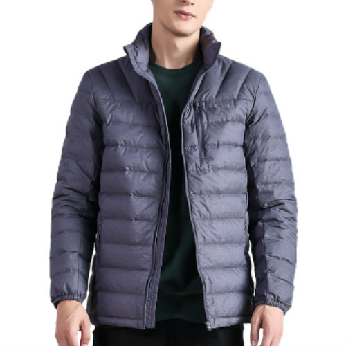 Alluring Blue Down Micro Jackets Manufacturer